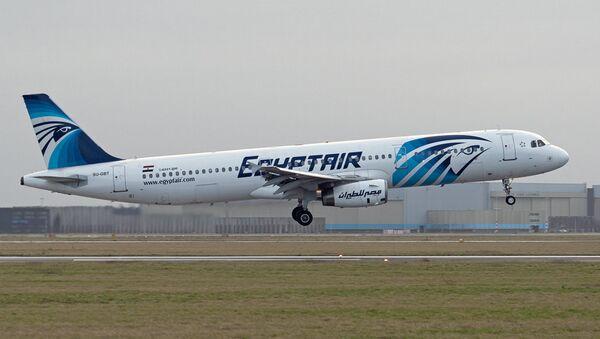 EgyptAir - Sputnik Česká republika