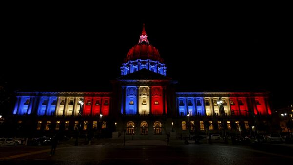 City Hall v San Francisco - Sputnik Česká republika