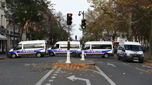 Situace v Paříž - Sputnik Česká republika