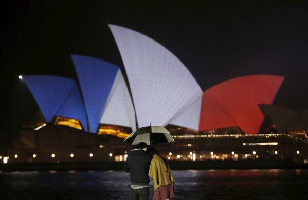 Opera v Sydney - Sputnik Česká republika