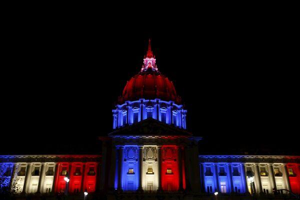 San Francisco - Sputnik Česká republika