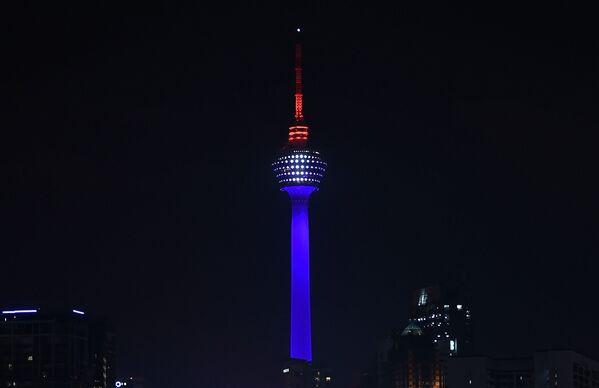 KL Tower v Malajsii - Sputnik Česká republika