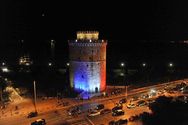 Bílá věž, Soluň, Řecko - Sputnik Česká republika