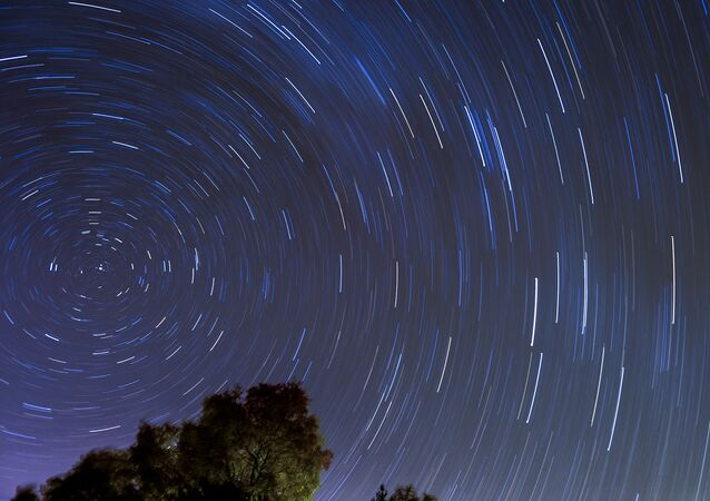 Pohyb hvězd na obloze