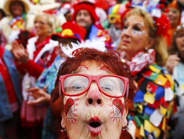 Karneval v Německu - Sputnik Česká republika