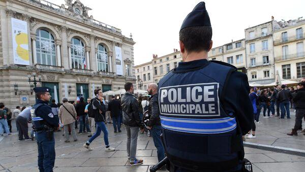 Situace v Montpellieru - Sputnik Česká republika