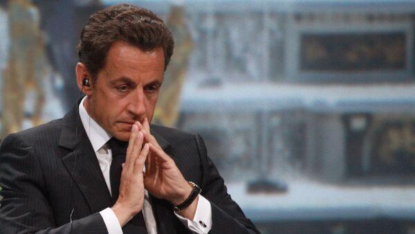 Nicolas Sarkozy - Sputnik Česká republika