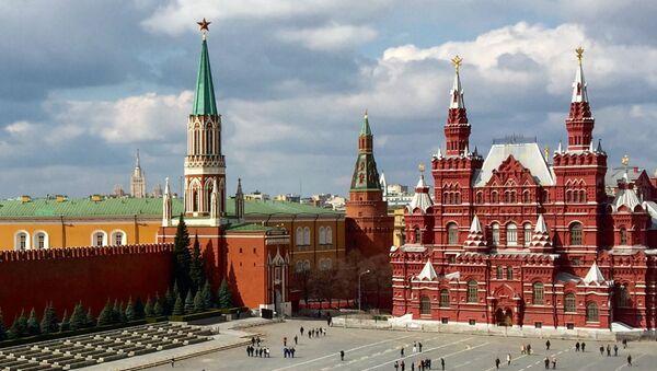 Moskevský Kreml a Rudé náměstí - Sputnik Česká republika
