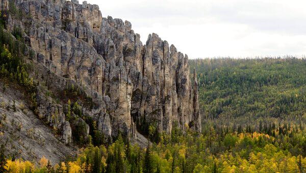 Přírodní park Lenské sloupy - Sputnik Česká republika
