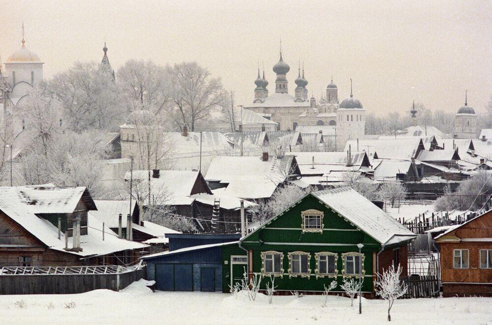 Rusko: světové dědictví UNESCO