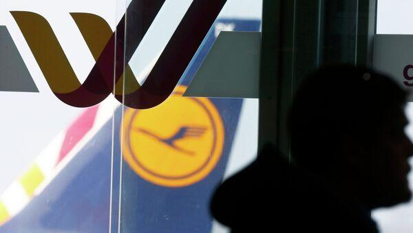 Emblém Germanwings - Sputnik Česká republika