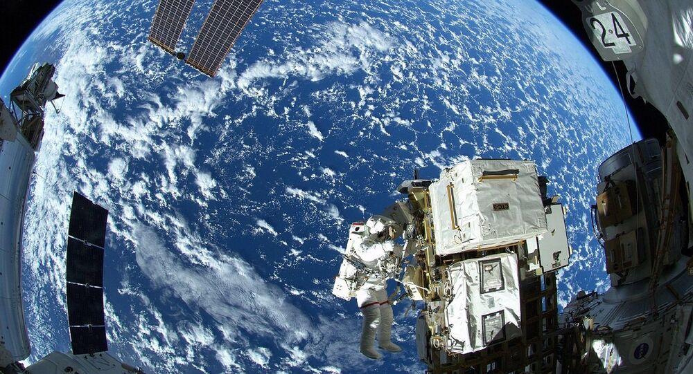 Mezinárodní vesmírná stanice