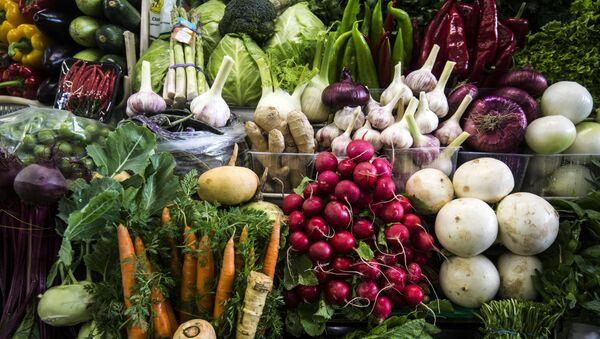 légumes - Sputnik Česká republika
