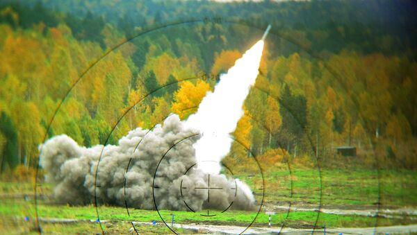 Reaktivní systém Smerč - Sputnik Česká republika