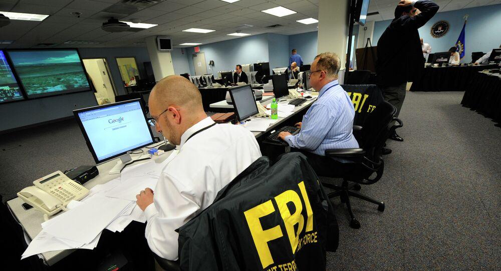 Příslušníci FBI