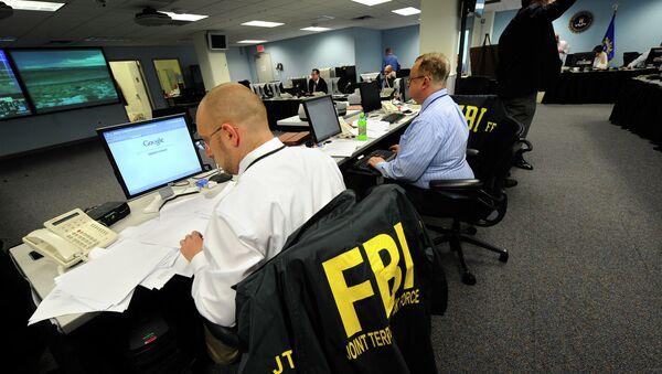 Příslušníci FBI - Sputnik Česká republika