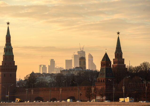 Moskevský Kreml