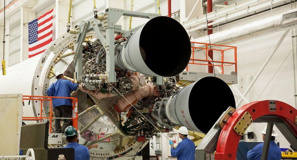 Raketové motory RD-181