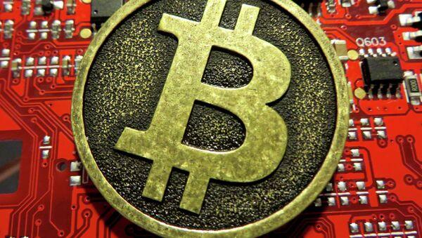 Bitcoin, ilustrační foto - Sputnik Česká republika