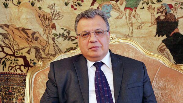 Andrej Karlov - Sputnik Česká republika