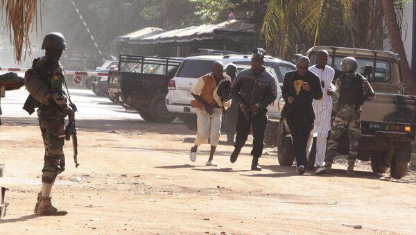 Evakuace v Bamaku - Sputnik Česká republika
