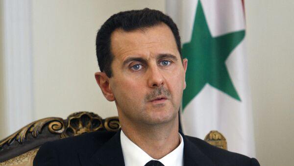 Bašár al-Asad - Sputnik Česká republika