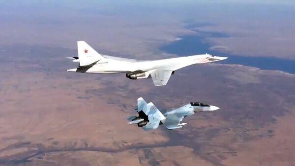 Dálkové letectvo RF - Sputnik Česká republika