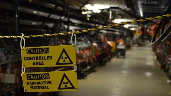 Radioaktivní látky - Sputnik Česká republika