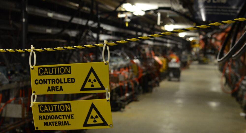 Radioaktivní látky