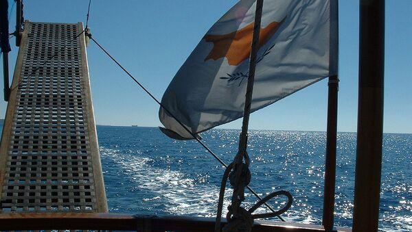 Kyperská vlajka - Sputnik Česká republika
