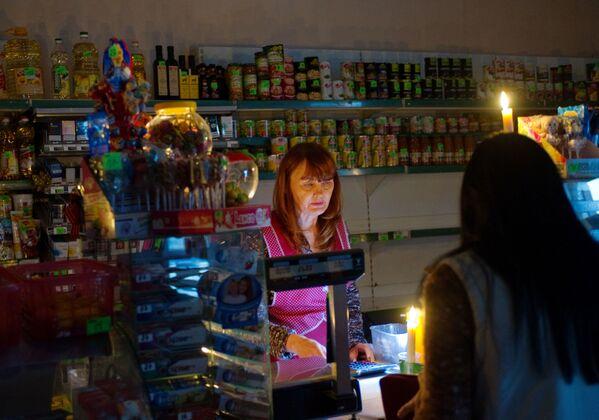 Simferopol: život v očekávání světla - Sputnik Česká republika