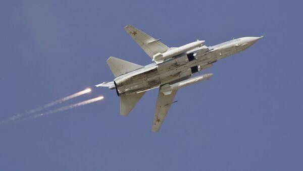 Suchoj Su-24 - Sputnik Česká republika