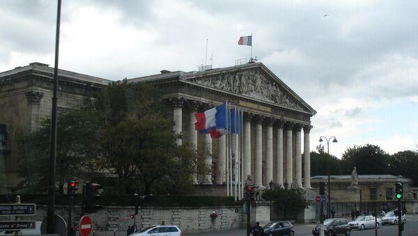 Francouzský Parlament - Sputnik Česká republika