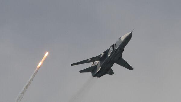 Su-24 - Sputnik Česká republika