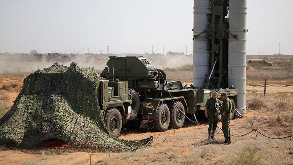 Raketový protiletadlový systém S-400 - Sputnik Česká republika