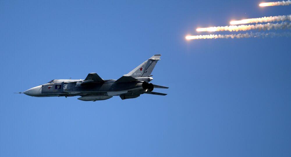 Bombardér Su-24