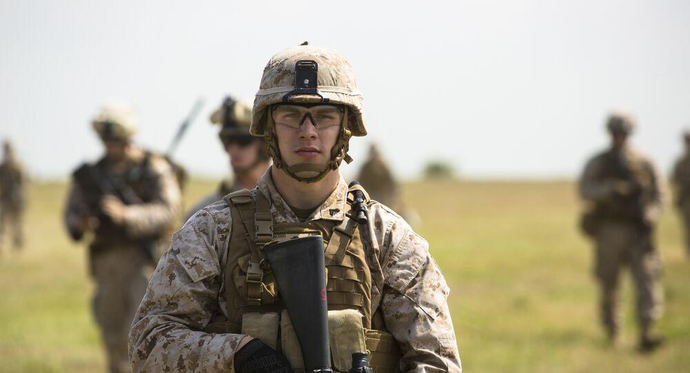 Vojáci USA