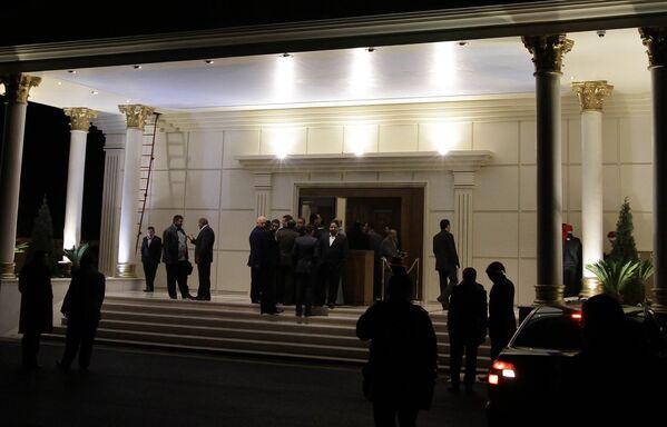 První kasino v Damašku 30. prosince 2010. - Sputnik Česká republika