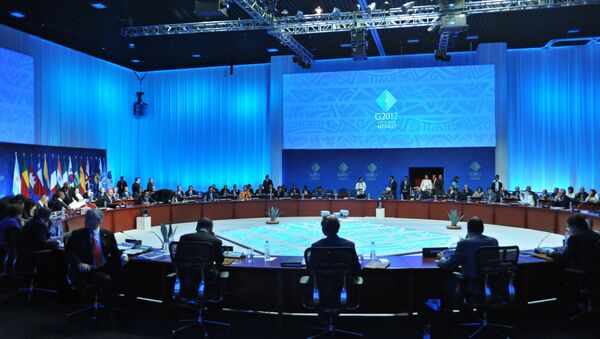 Summit G20 - Sputnik Česká republika