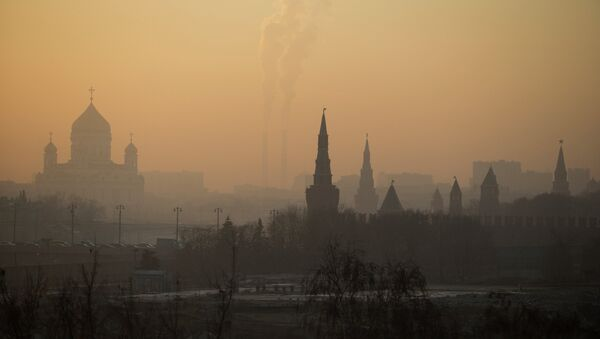 Вид Москвы - Sputnik Česká republika