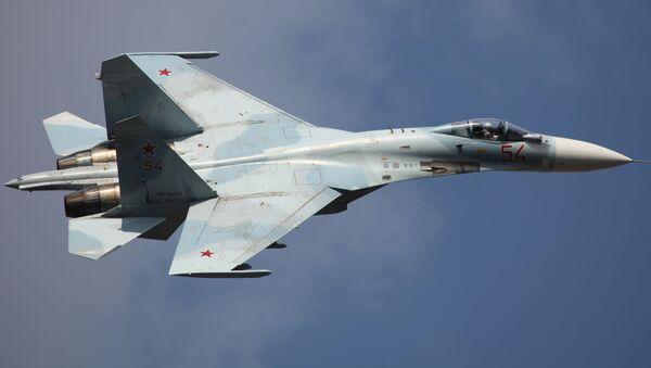 Su-27 slouží k výzbroji řady zemí celého světa - Sputnik Česká republika
