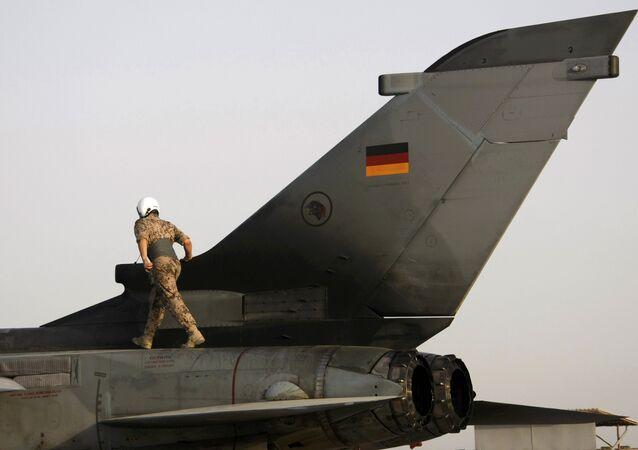 Německý letoun Tornado