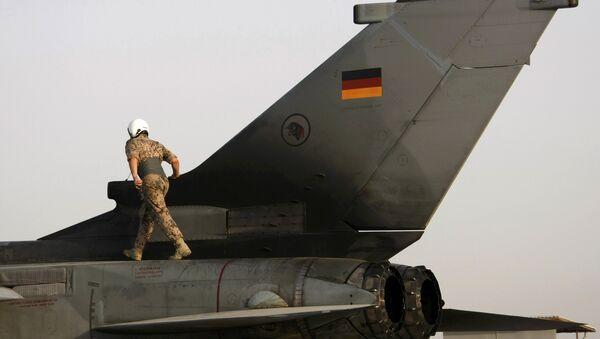 Německý letoun Tornado - Sputnik Česká republika