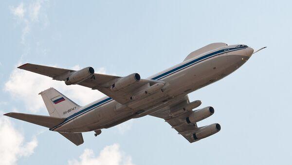 Ilyushin Il-80 - Sputnik Česká republika