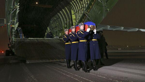 Poslední let Olega Peškova - Sputnik Česká republika