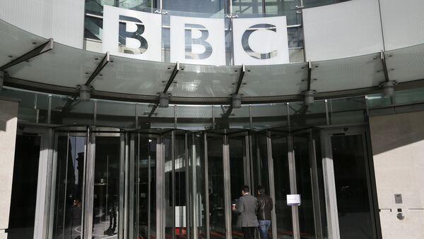 Štáb BBC - Sputnik Česká republika