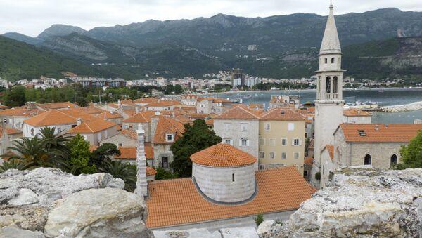 Černá Hora - Sputnik Česká republika
