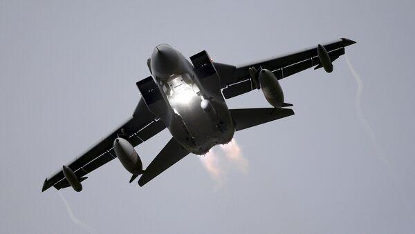 Bombardér Tornado - Sputnik Česká republika
