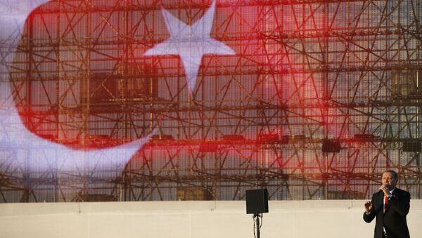 Recep Tayyip Erdogan - Sputnik Česká republika