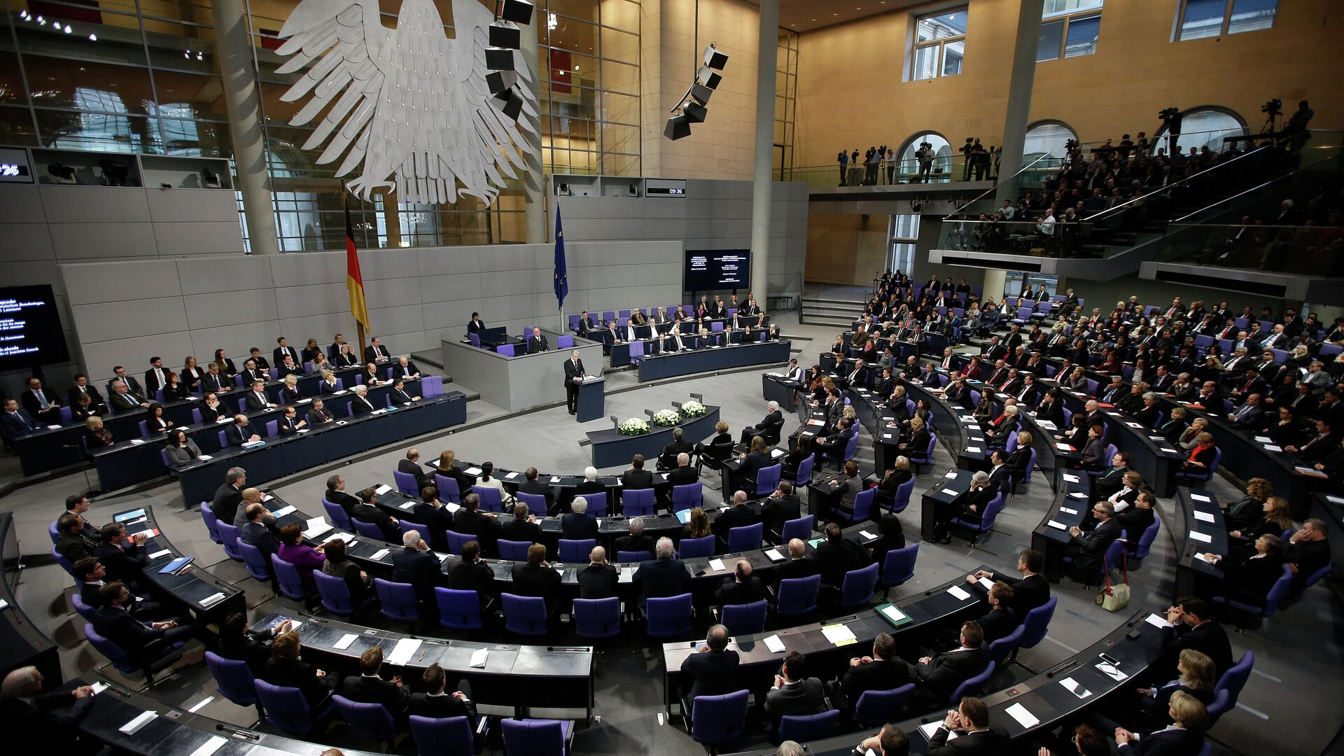 Bundestag - Sputnik Česká republika, 1920, 22.06.2021